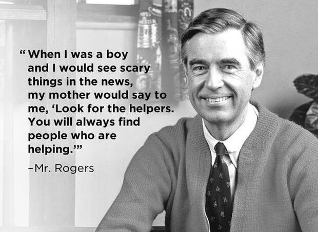 the helpers mr. rogers